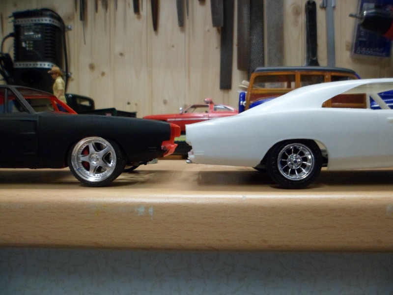 1969 Doge Charger 1:25 MPC Sam_2651