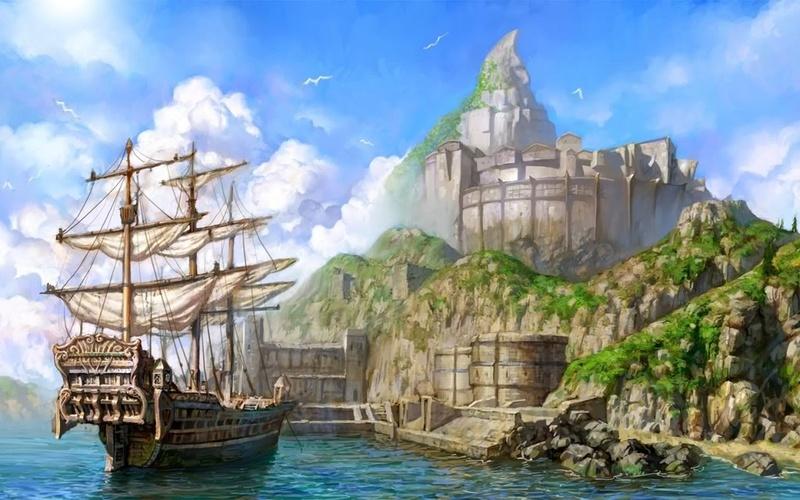 Призрачный порт Eaeuza10
