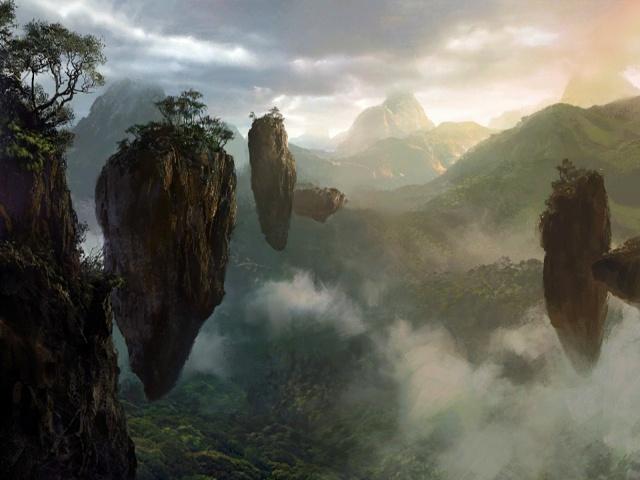 Парящие скалы Eeyae_10