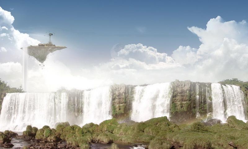 Водопад Аллиот Oaa_ia10