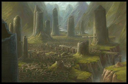 Руины покинутого храма - Страница 21 Odaza_10