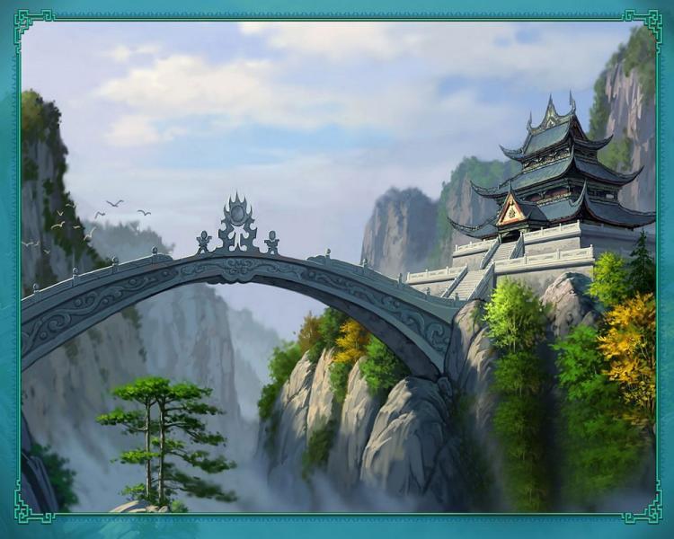 Величественный храм Инь Oeauei10
