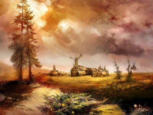 Деревня Талия Oeeeze10