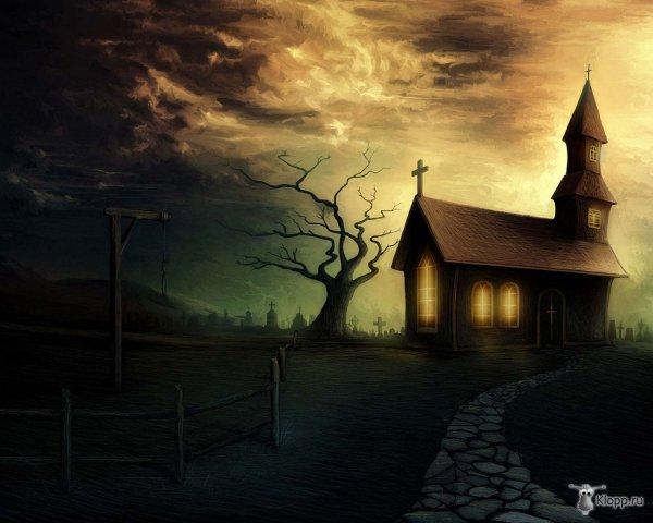 Гнетущая церковь Ozeidy10