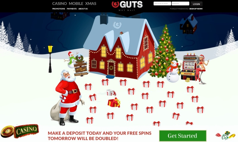 Guts Casino Christmas Calendar 2013 Overview Guts_a10