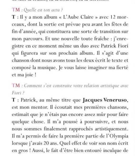 "Prochain album - ""Choisir"" - Sortie le 12 mai 2014 - Page 5 14662310"