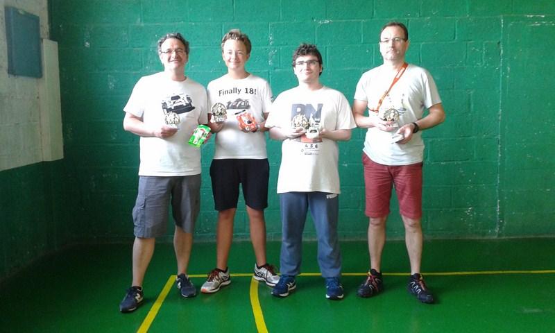 (89) 11 Juin 2017 - Endurance 6 H en relais au RAM89 St Julien du Sault - Page 2 20170625