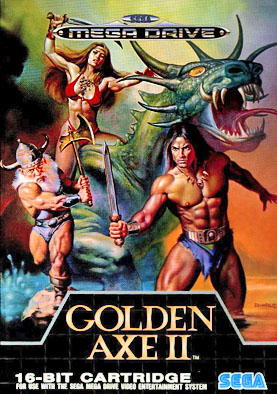 GOLDEN AXE 2 Ga210