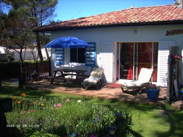 Maison T3 jumelée à 150 m de l'océan, 40480 Vieux-Boucau-les-Bains (Landes) Resize11