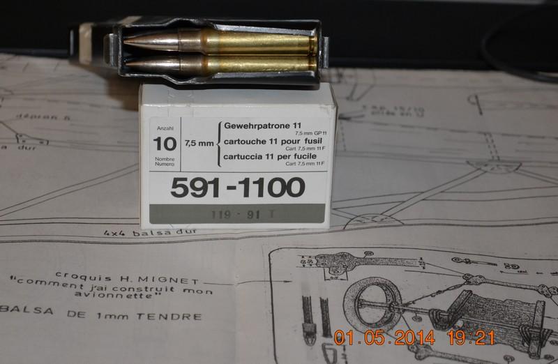 pistolet MAB R 00311