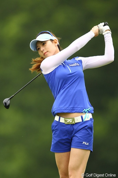 Which Asian LPGA golfers is the prettiest ...  - Page 2 Image33