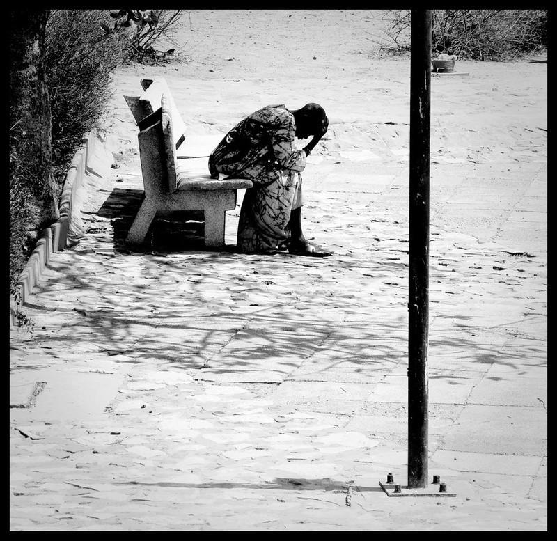 Histoire de la traite des êtres humains à Gorée au Sénégal. 20573610