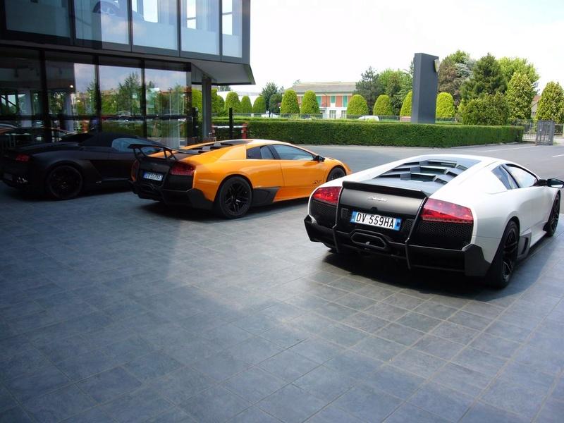 Musée Lamborghini à Sant'Agata Bolognese en Italie. 27576010