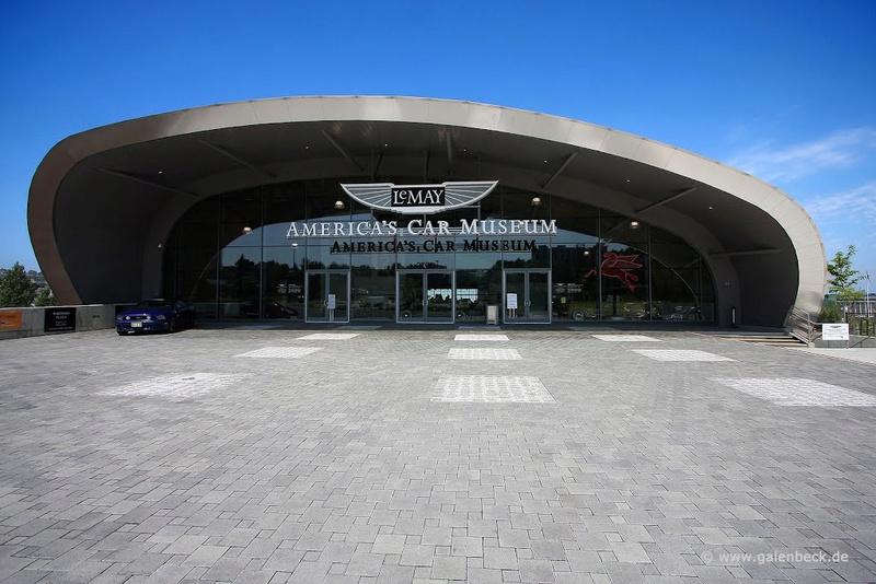 America's Car Museum LeMay à Tacoma dans l'État de Washington aux États-Unis. 85200810
