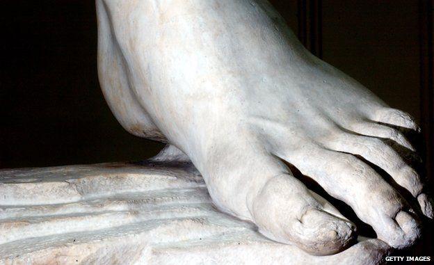 L'esplanade Michel-Ange (Piazzale Michelangelo) à Florence en Italie.  _7457210