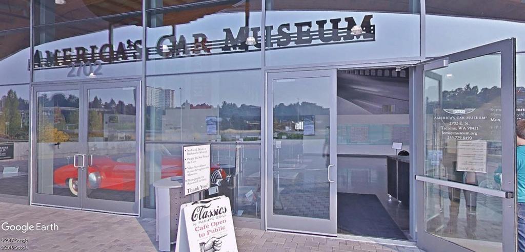 America's Car Museum LeMay à Tacoma dans l'État de Washington aux États-Unis. Americ12