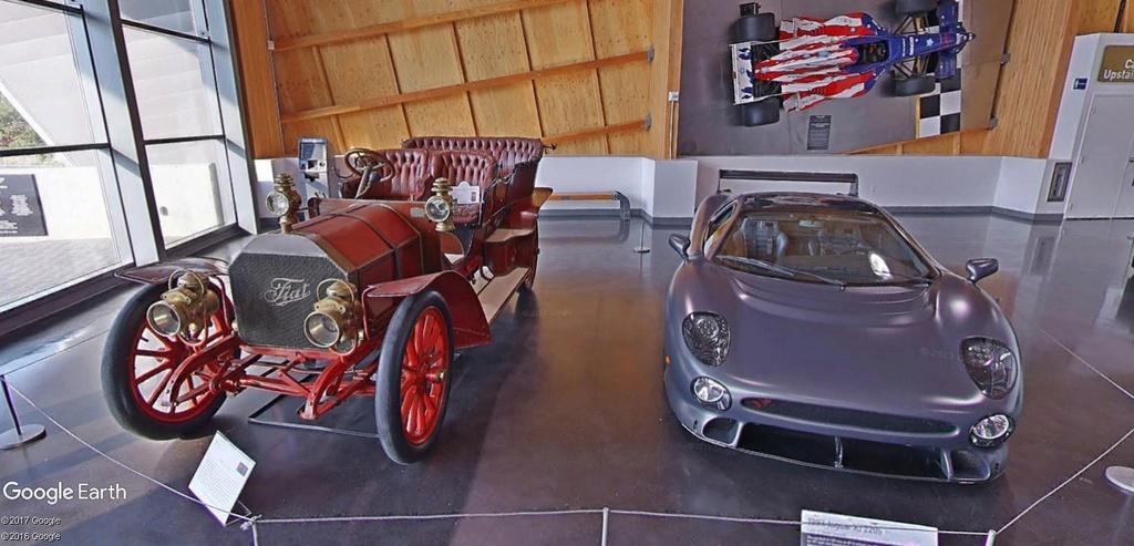 America's Car Museum LeMay à Tacoma dans l'État de Washington aux États-Unis. Americ14