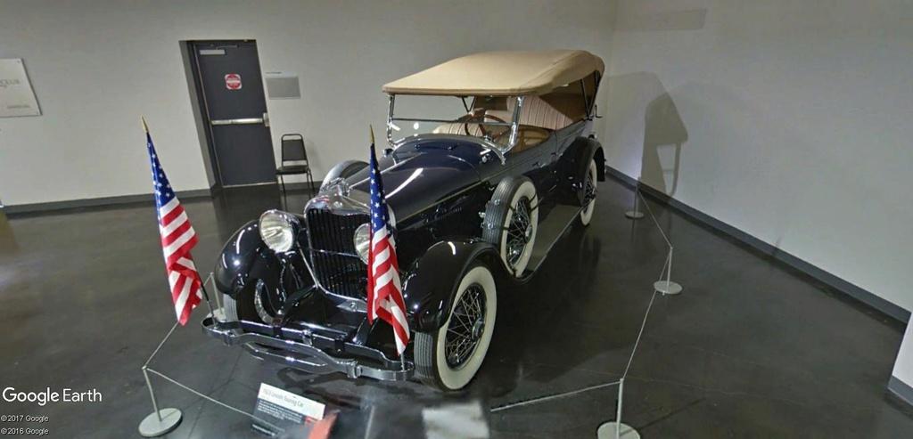 America's Car Museum LeMay à Tacoma dans l'État de Washington aux États-Unis. Americ15