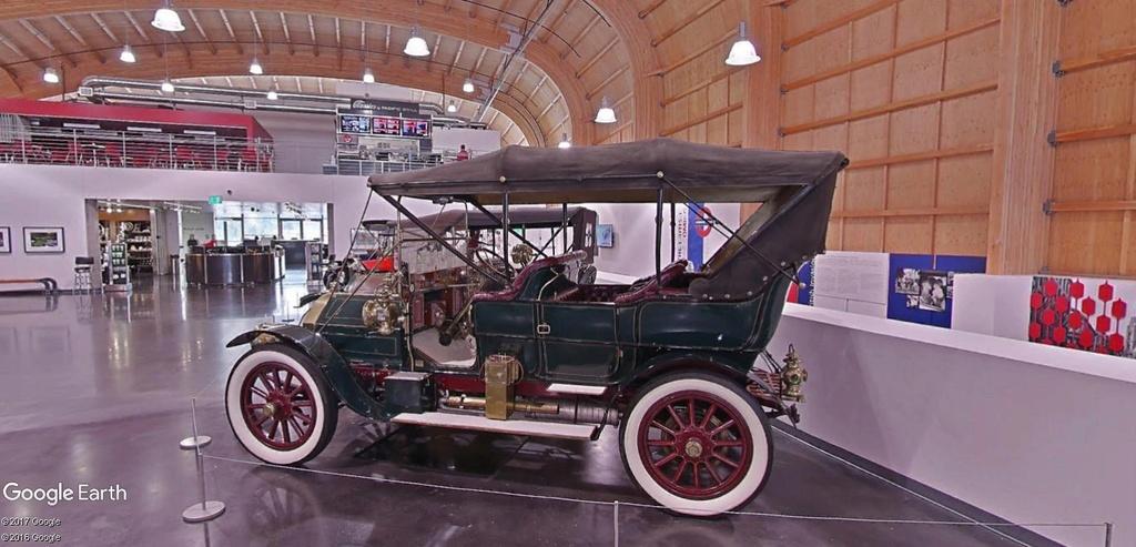America's Car Museum LeMay à Tacoma dans l'État de Washington aux États-Unis. Americ16