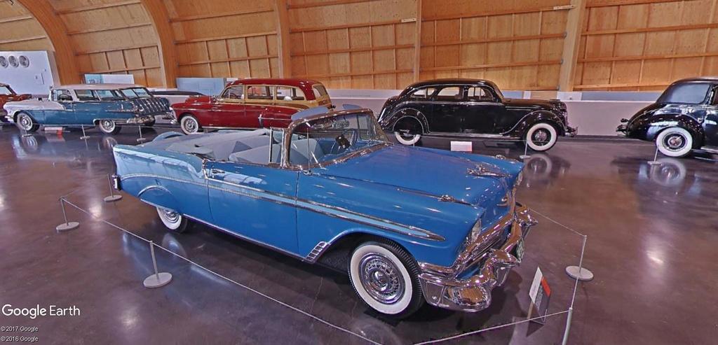 America's Car Museum LeMay à Tacoma dans l'État de Washington aux États-Unis. Americ17