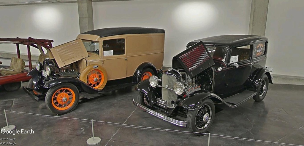 America's Car Museum LeMay à Tacoma dans l'État de Washington aux États-Unis. Americ18