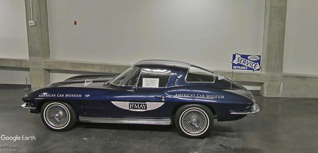 America's Car Museum LeMay à Tacoma dans l'État de Washington aux États-Unis. Americ19