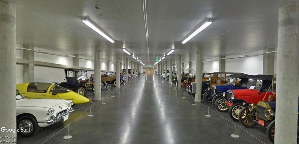 America's Car Museum LeMay à Tacoma dans l'État de Washington aux États-Unis. Americ20