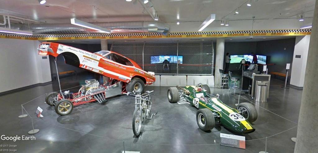 America's Car Museum LeMay à Tacoma dans l'État de Washington aux États-Unis. Americ22