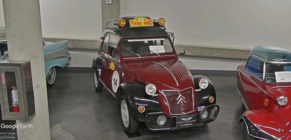 America's Car Museum LeMay à Tacoma dans l'État de Washington aux États-Unis. Americ23
