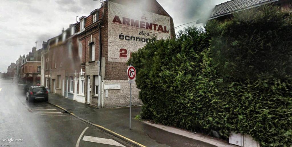 STREET VIEW : Vieilles publicités murales - Page 22 Ancien10