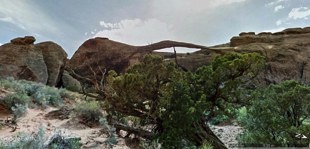 Landscape Arch - UTAH - USA Arche_10