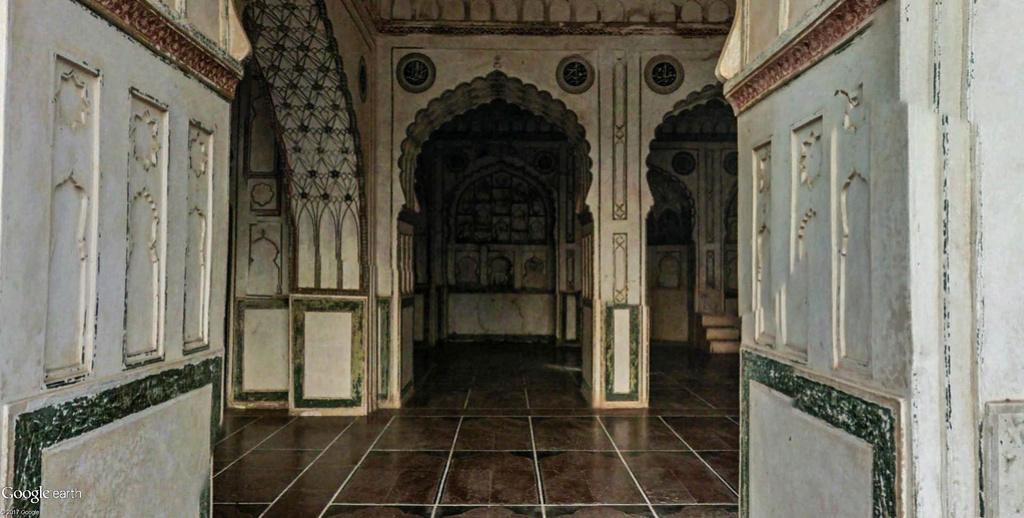 Bibi Ka Maqbara, l'autre Taj Mahal - Aurangabad - Inde Bibi_k11