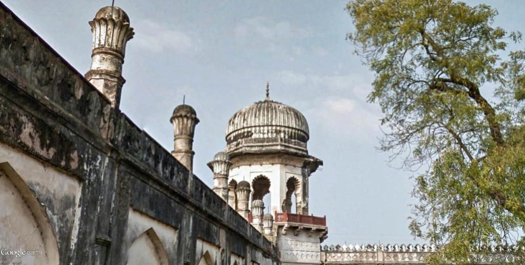 Bibi Ka Maqbara, l'autre Taj Mahal - Aurangabad - Inde Bibi_k14