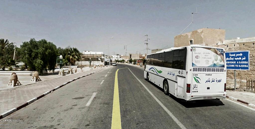 Bienvenue à DJerba en Tunisie. Bienve10