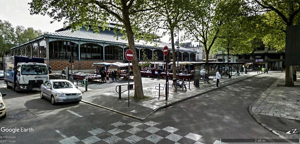 STREET VIEW : halles et marchés couverts - Page 3 Halles11