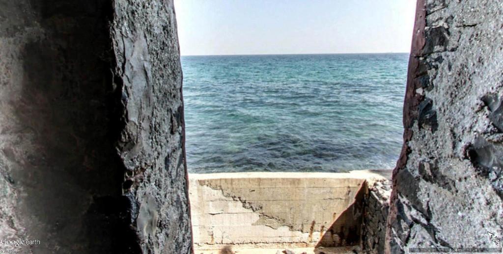 Histoire de la traite des êtres humains à Gorée au Sénégal. Maison22