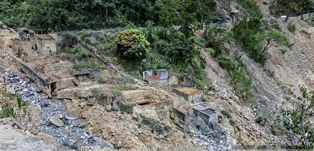 L'or de Marmato dans le département de Caldas en Colombie. Marmat15