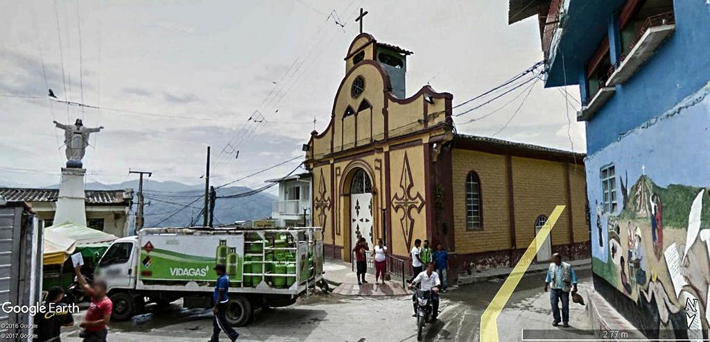 L'or de Marmato dans le département de Caldas en Colombie. Marmat22