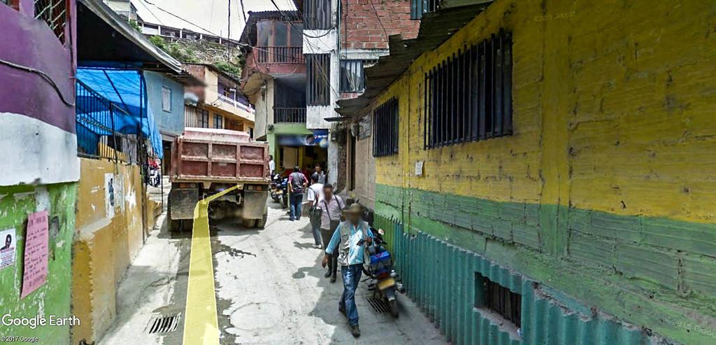 L'or de Marmato dans le département de Caldas en Colombie. Marmat24