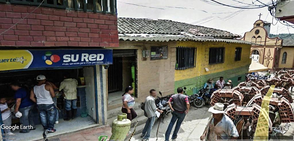 L'or de Marmato dans le département de Caldas en Colombie. Marmat30