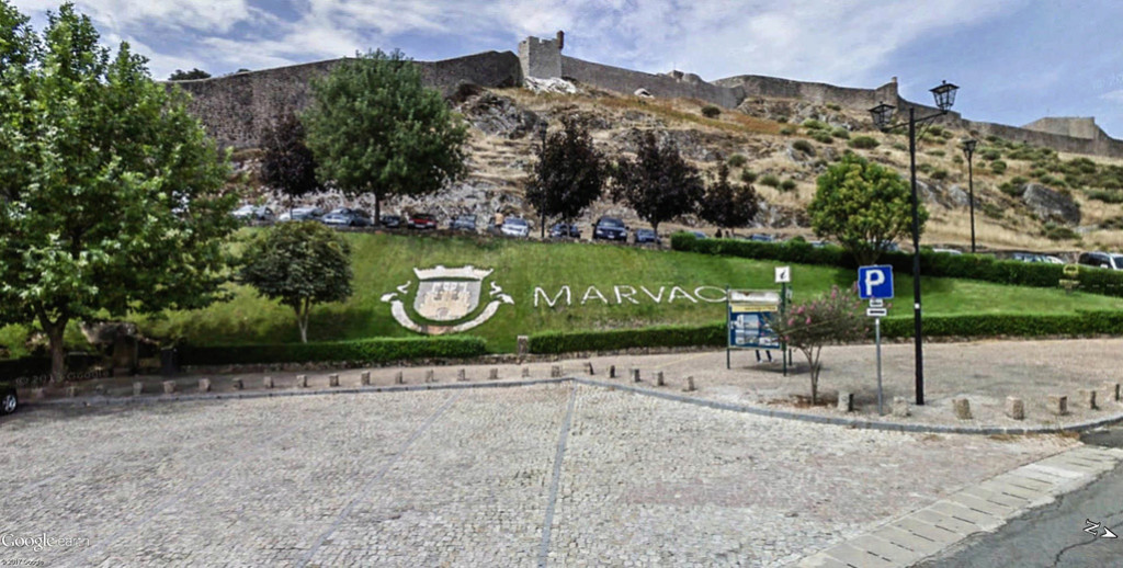 Marvão au Portugal. Marvyo12