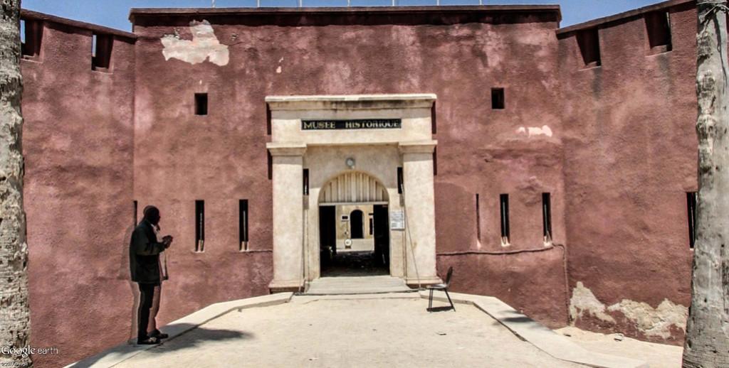 Histoire de la traite des êtres humains à Gorée au Sénégal. Musye_14