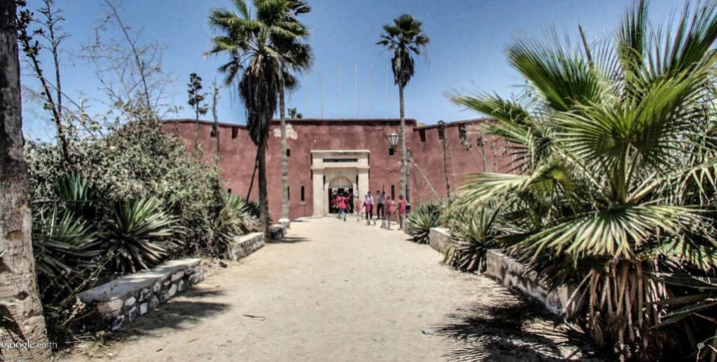 Histoire de la traite des êtres humains à Gorée au Sénégal. Musye_15