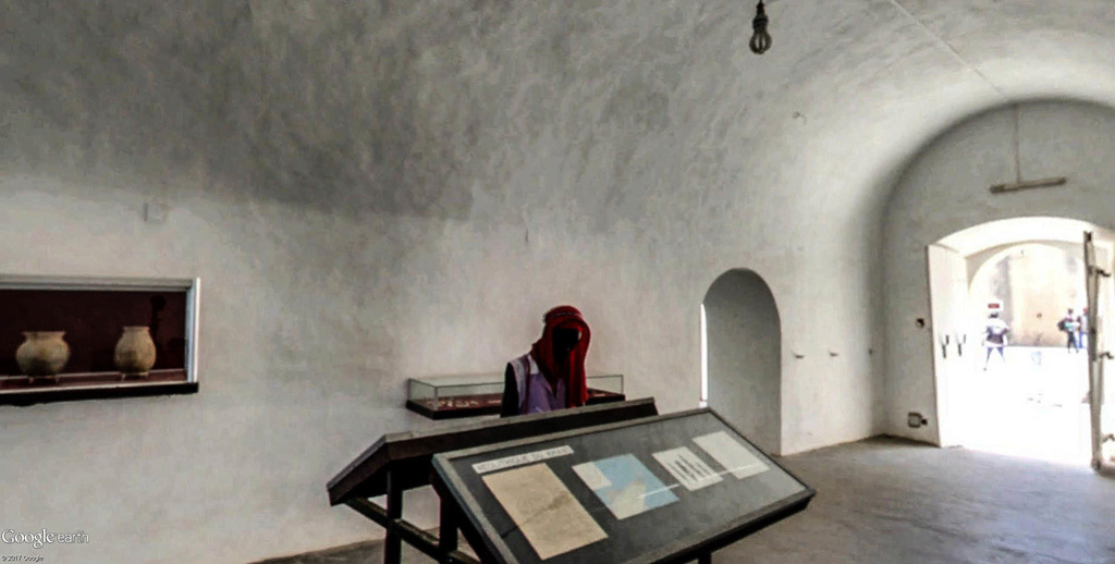 Histoire de la traite des êtres humains à Gorée au Sénégal. Musye_17