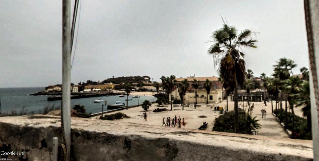 Histoire de la traite des êtres humains à Gorée au Sénégal. Musye_18