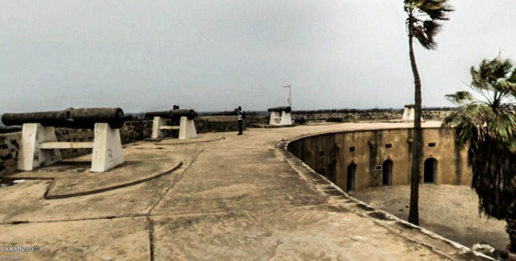 Histoire de la traite des êtres humains à Gorée au Sénégal. Musye_20