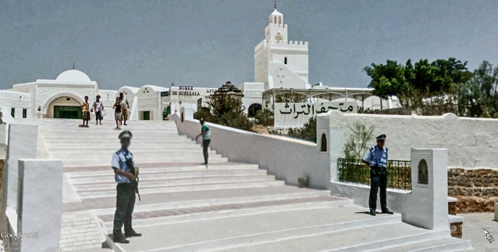 Musée du Patrimoine, Guellala à Djerba en Tunisie. Musye_38