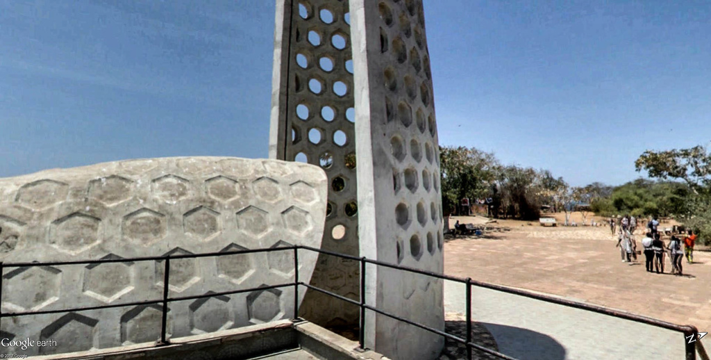 Histoire de la traite des êtres humains à Gorée au Sénégal. Mymori12