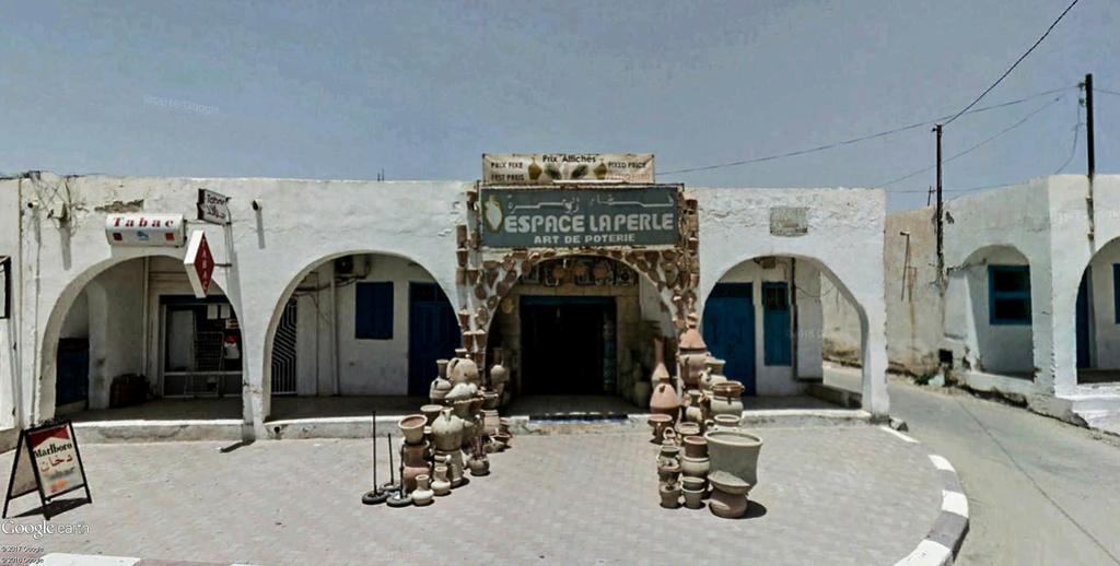 Potiers et poteries à Guellala sur l'île de Djerba en Tunisie. Poteri12
