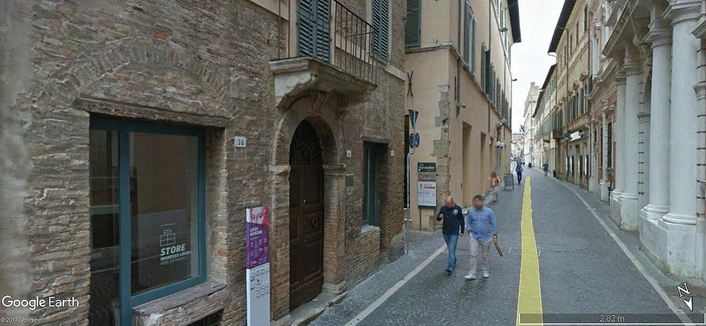 "Musée ""Gioachino Rossini"" à Pessaro en Italie. Rossin11"